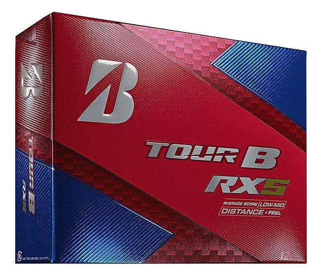 BOLAS BRIDGESTONE TOUR B RXS