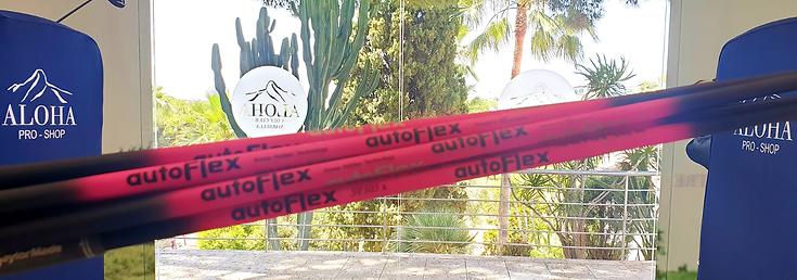 Autoflex Shafts
