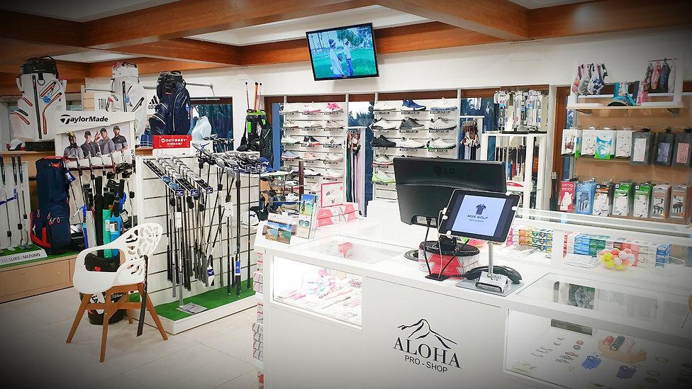 Boutique de Golf