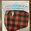 Thumbnail: Buffalo Plaid Face Covering -Large
