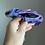 Thumbnail: Zipper Pocket Scrunchie - Neon Acidwash