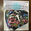 Thumbnail: Classic Floral Wars Face Covering -Large