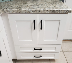 Optional Doors for Under Counter Microwave