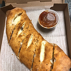 STEAK & CHEESE CALZONE