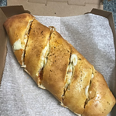MEATBALL & CHEESE CALZONE