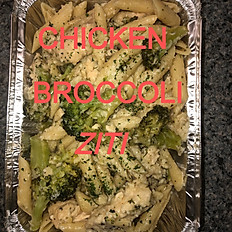 CHICKEN/BROCCOLI/ZITI SCAMPI