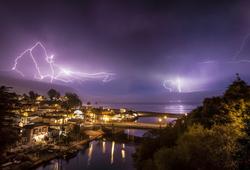 Capitola Lightning Show
