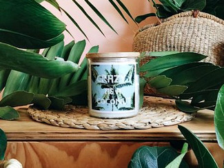 Soothing Soy Candles