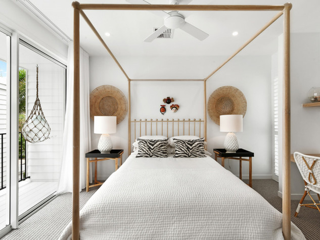Guest Suite - Neutral Tones