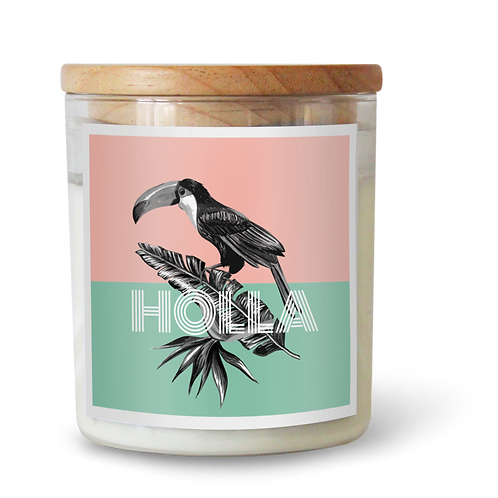 Holla Soy Candle