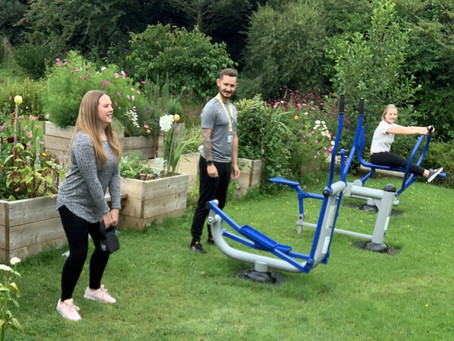 Get fit at home, with PCP for National Fitness Day