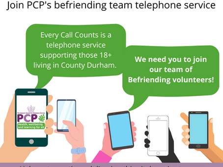 Volunteer with Every Call Counts!