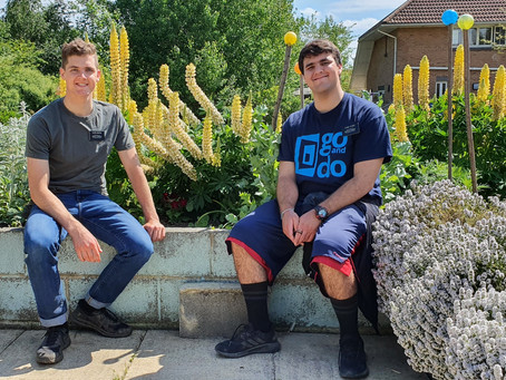 Community Garden 'digs' a helping hand from Utah missionaries