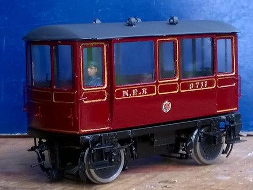 North Eastern Railway Petrol Inspection Saloon