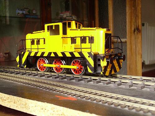 Yorkshire Engine Co. 'Janus' 0-6-0DE
