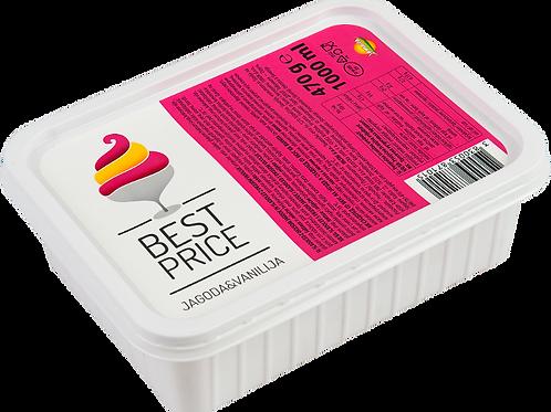 Jamaica Best Price Strawberry Vanilla Ice Cream