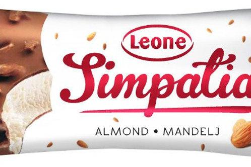 Leone Simpatia Almond Ice Cream Stick