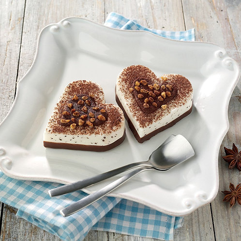 SHAPE Gingerbread Heart