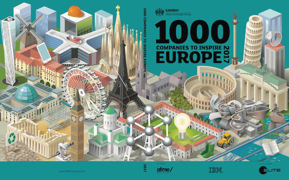 Incom med 1000 podjetji, ki so navdih Evropi