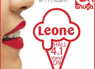 Leone will be present at Anuga