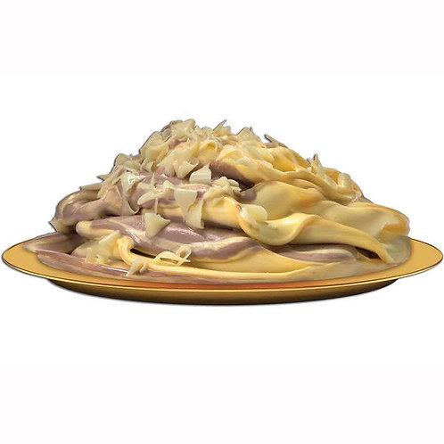 CAKE Chocolate & Eggnog