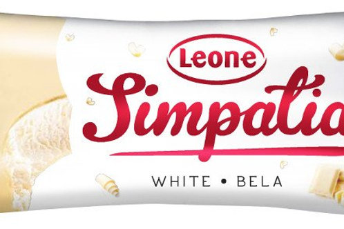 Leone Simpatia White Cocolate Ice Cream Stick