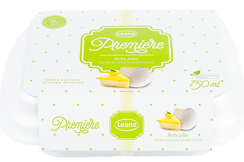 Leone Premiere White Pie Ice Cream