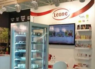 Leone convinced visitors at Anuga