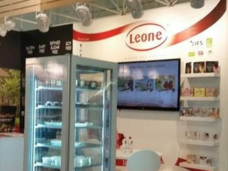 Leone convinced visitors at Anuga