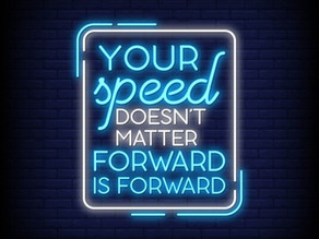 Forward is Forward in Times of Stress