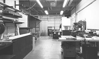 Valencia Designs Studio, Furniture maker, Makerspace, Woodshop, Brooklyn Navy Yards, BKNY, Metalshop, Designer