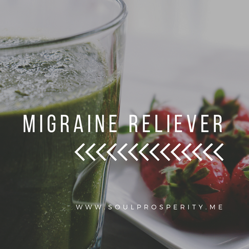 Migraine Relieving Juice You Can Make Without a Juicer