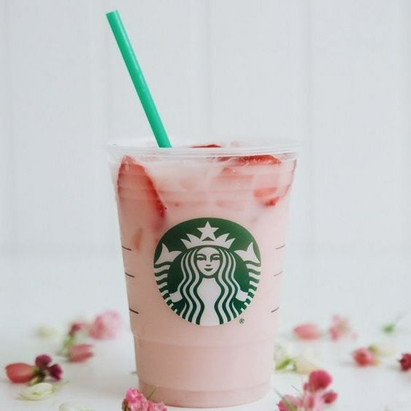 Power Packed Copycat Starbucks Pink Drink