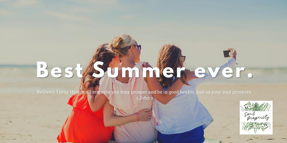 Best Summer Ever 10 Day Healing Path