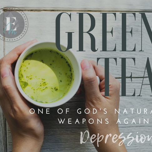 The Miracles of Green Tea for Depression
