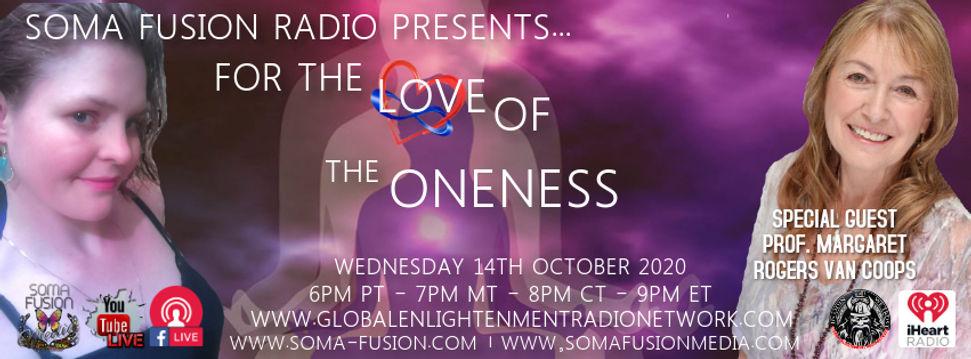 Soma Fusion Radio 14TH OCTOBER 2020 FB -