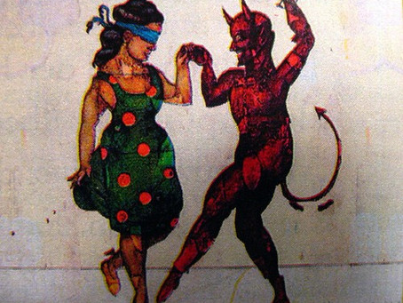 Where there is light - there is darkness: Dancing with the Devil