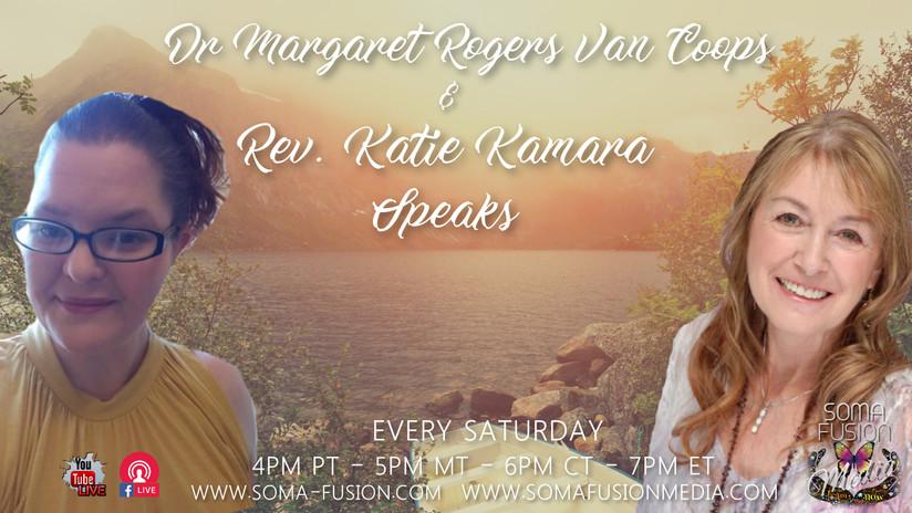 Dr Margaret and Rev Katie Speaks