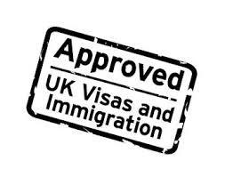 Trinity B1 for UK Visas!