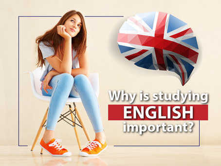 Why is studying English important?