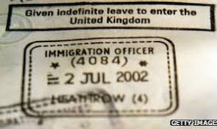 Indefinite Leave certificate