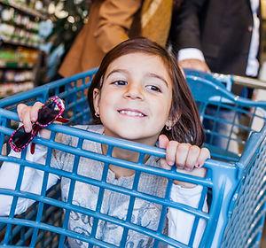 vegan parenting blog- vegan grocery shops