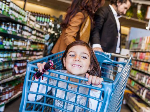 Supermercados Ajudam as Famílias Necesssitadas.