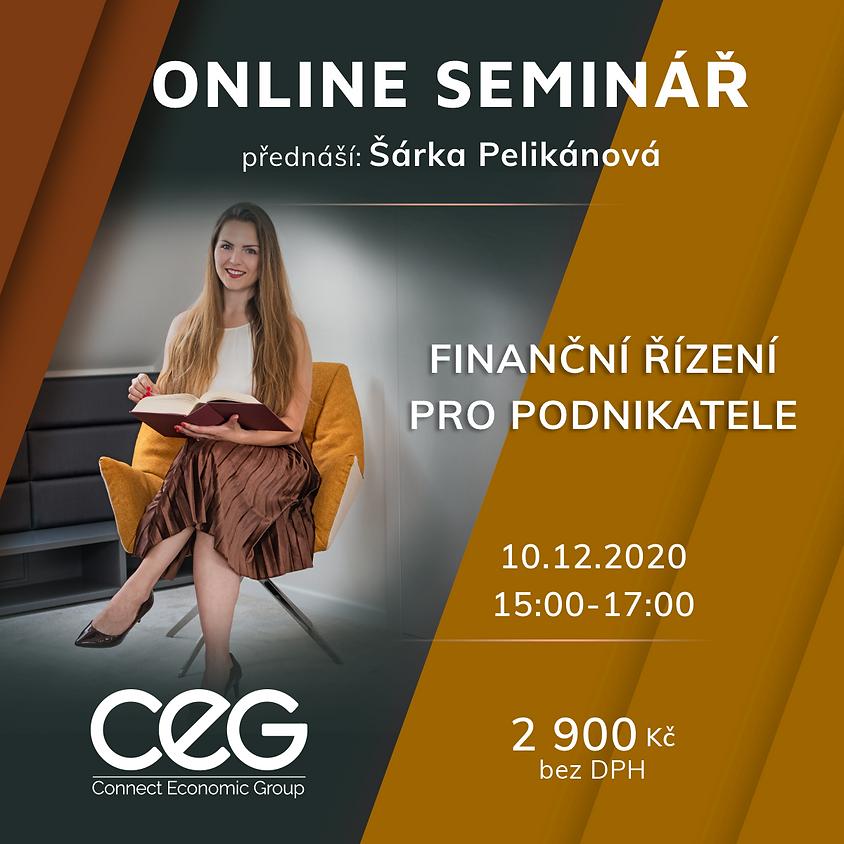 Online seminář: Finanční řízení pro podnikatele