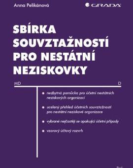 Vydali jsme Sbírku souvztažností pro nestátní neziskovky