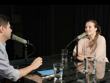 Šárka Pelikánová v Pro(fi) účetní podcastu Libora Vaška