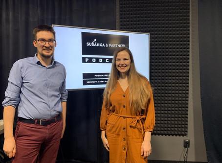 Podcast: Náš daňový systém se neustále mění a je v tom nepořádek