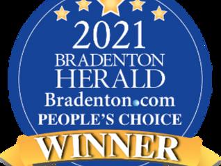 People's Choice Winner!