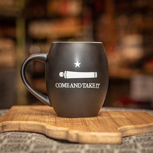 Come and Take It Mug - Black