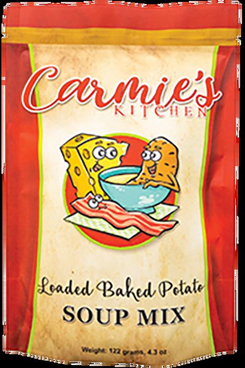Carmie's Kitchen Loaded Baked Potato Soup Mix